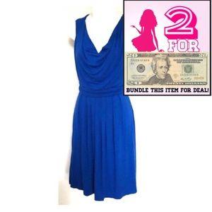 2 FOR $20 Express Royal Blue Dress